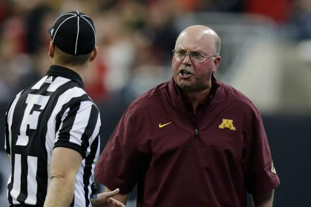 Gophers Announce Spring Practice Schedule Change