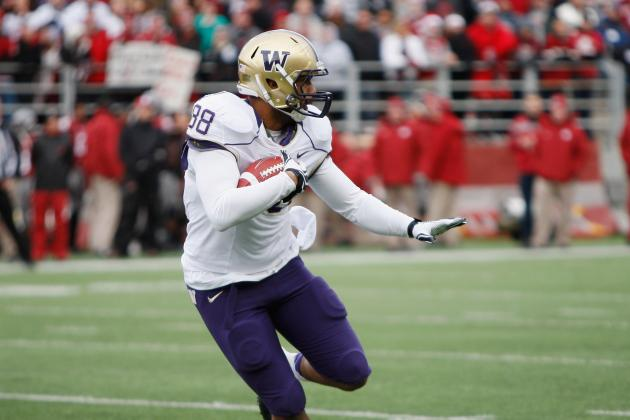 Washington's Seferian-Jenkins Charged with DUI