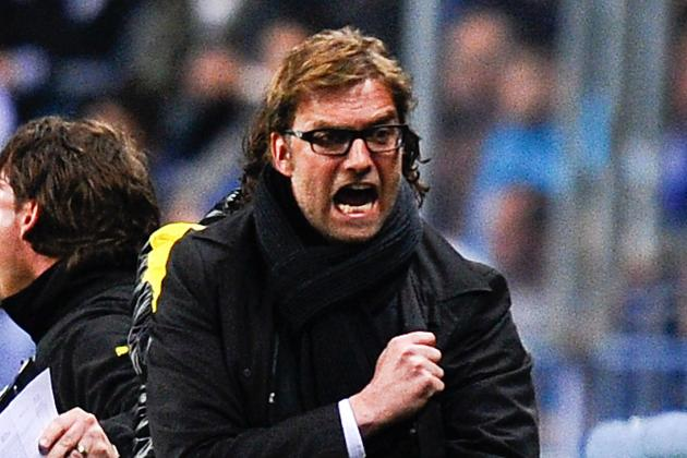 Klopp on Wild Finish: 'I Think I Need to See a Doctor'