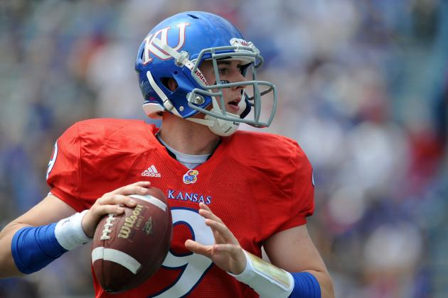 QB Jake Heaps: Kansas Football Just Clicked