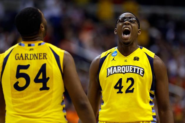 Report: Marquette Center Chris Otule to Return for Sixth Year