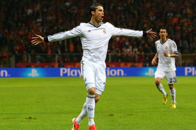Real Madrid vs Galatasaray: Cristiano Ronaldo's Clutch Play Steals the Show