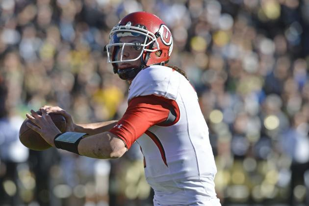 QBs Have Moments in Utes' Scrimmage