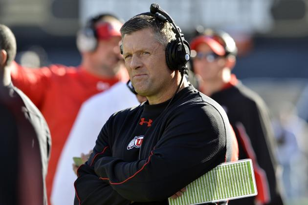 Utah Coach Kyle Whittingham Says Utes Made Progress in Scrimmage