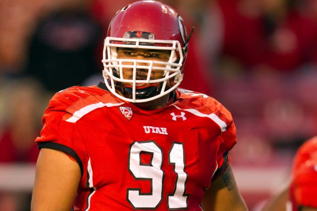 Utah Football: Palepoi Eager to Fill Huge Shoes on Utes' D Line