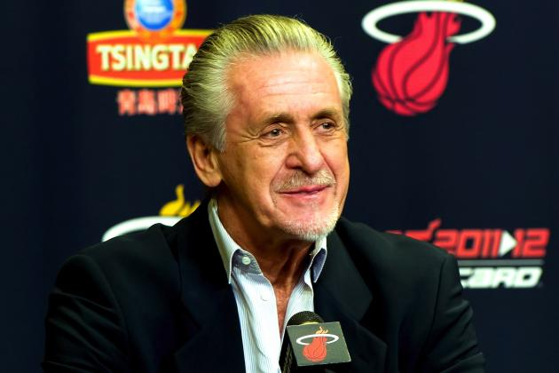 Pat Riley's Formula for Making Miami Heat NBA's Next Great Dynasty