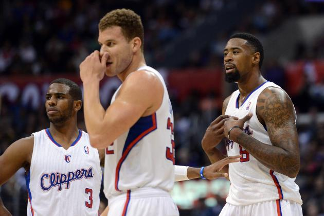 L.A. Clippers Mock Rumors About Locker-Room Friction