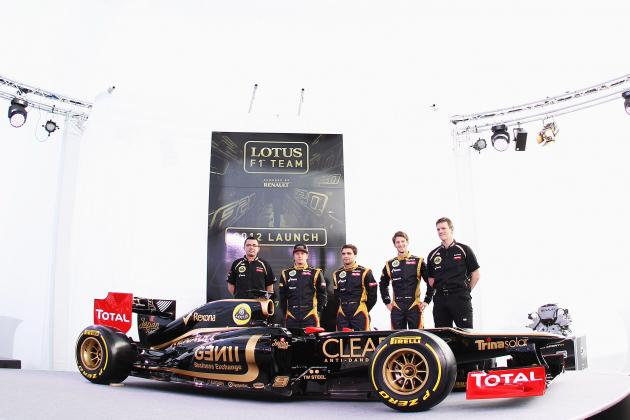 Lotus: No Complaints with Pirelli Rubber