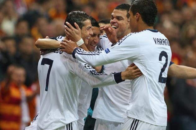 How Real Madrid Put Away Galatasaray: Story of the Two Legs