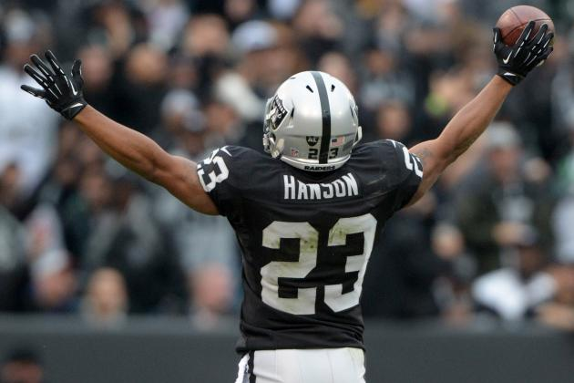 Raiders Hold onto Joselio Hanson