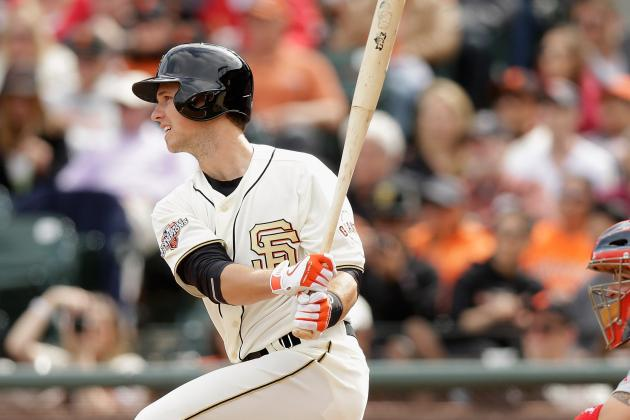 Tuesday's Giants Lineup: Posey Gets a Night off