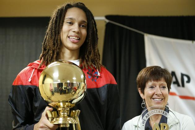 Brittney Griner's Position and Playing Style Would Doom Her in NBA