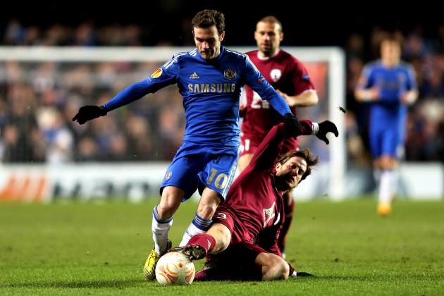 Rubin Kazan vs. Chelsea: Preview