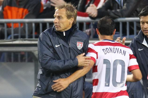 Jurgen Klinsmann Is Right to Not Guarantee a USMNT Return for Landon Donovan