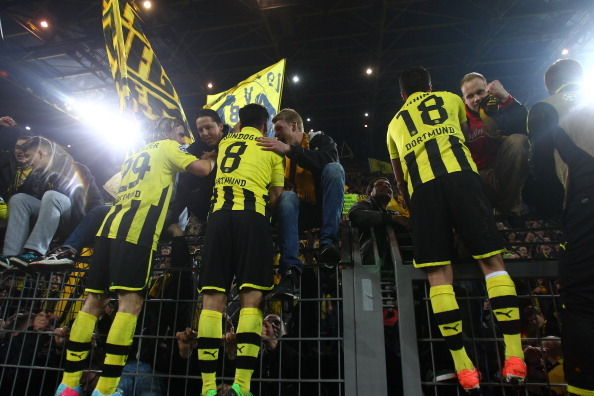 It's Not About Stars, but 'Echte Liebe': Dortmund Show True Colors in Malaga Win
