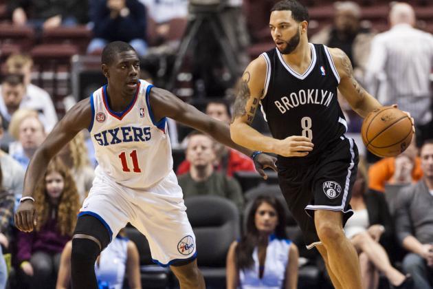 Lopez, Evans Lead Nets Past 76ers, 104-83