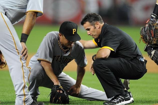Pittsburgh Pirates: Wandy Rodriguez Injury Could Spell Trouble for Rotation