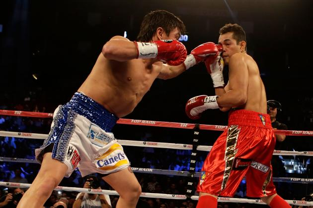 Nonito Donaire's Recent Dominance Will Come to an End vs. Guillermo Rigondeaux