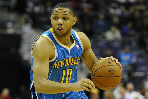 Better Late Than Never for New Orleans Hornets to Trade Eric Gordon