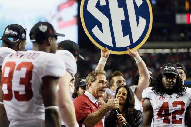 How the SEC Became College Football's Unstoppable Juggernaut