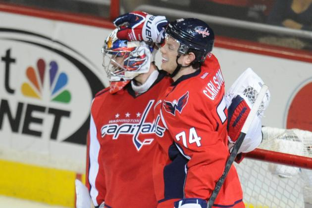 ESPN Gamecast: Capitals vs. Canadiens