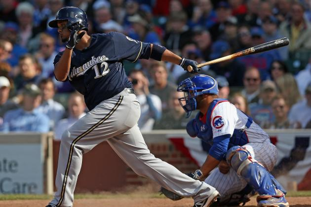 ESPN Gamecast: Brewers vs. Cubs