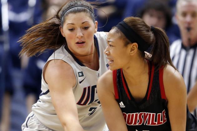 ESPN WCBB Gamecast: Louisville vs. Connecticut