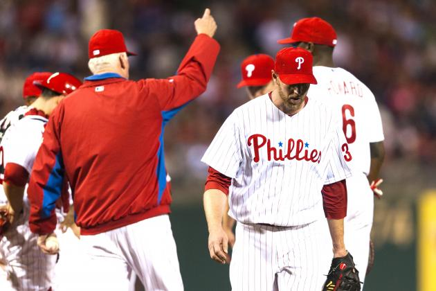 Exposing What Has Changed for Phillies' Roy Halladay During Recent Tailspin