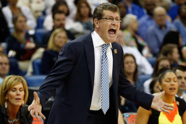 Is UConn's Geno Auriemma on Even Ground with Pat Summitt After Latest Title?