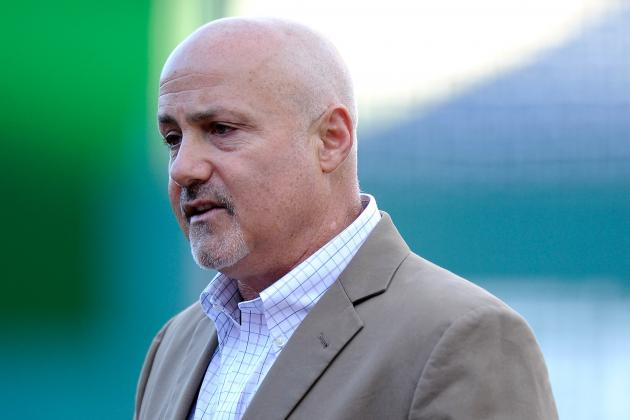 Nationals, Mike Rizzo Working on Extension