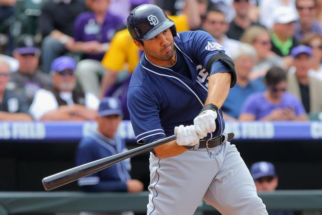 Carlos Quentin Gets Plunked on Wrist, Exits Game