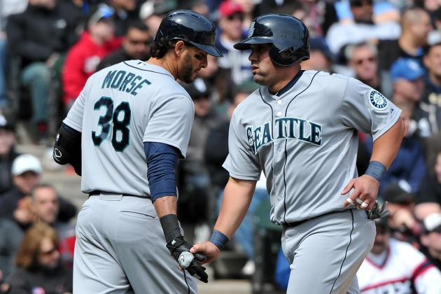 ESPN Gamecast: Astros vs. Mariners