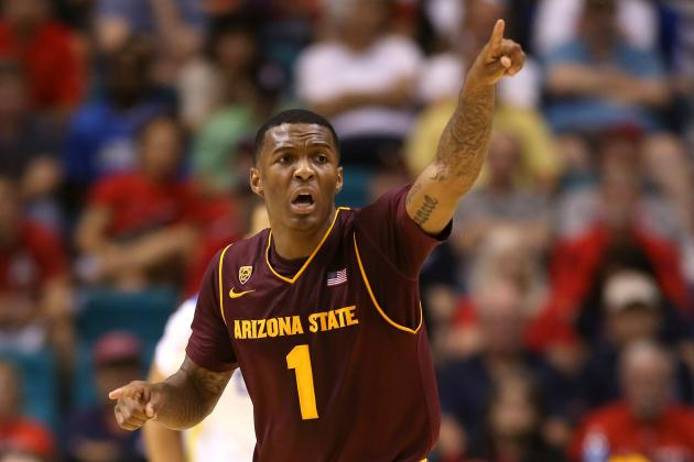 Jahii Carson Announces He'll Return to ASU for Sophomore Season