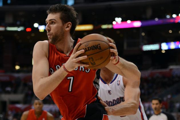 How Toronto Raptors' Andrea Bargnani Can Earn His Contract Extension