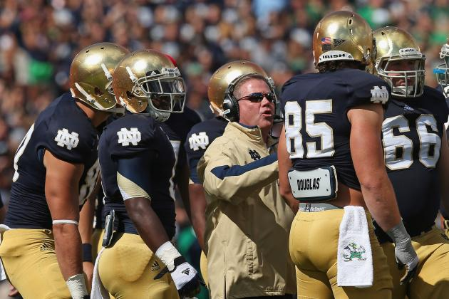 Notre Dame Football: Why the Secondary Is the Irish's Biggest Strength