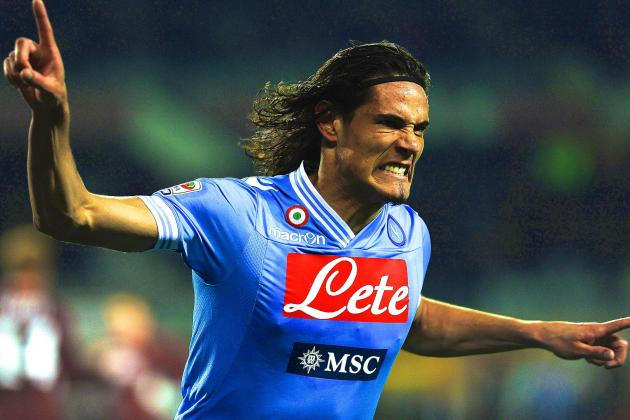 Manchester City Transfers: Why Edinson Cavani Would Be the Ideal Summer Buy