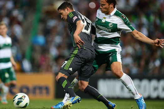 Santos Laguna vs Seattle Sounders FC 04-10-2013 - Recap
