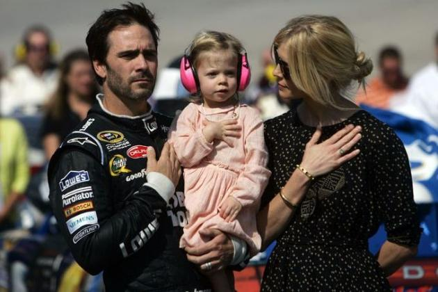 NASCAR: Major Announcement from Jimmie Johnson