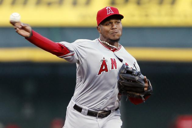 Aybar Leaves Game with Left Heel Contusion
