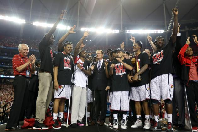 NCAA Tournament Champions: The Louisville and Luke Hancock Story