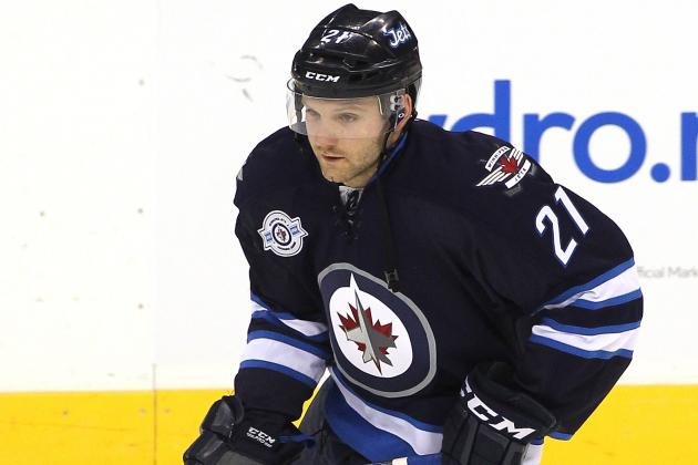 Gagnon's 1st Goal Gives Jets 2nd Straight Win