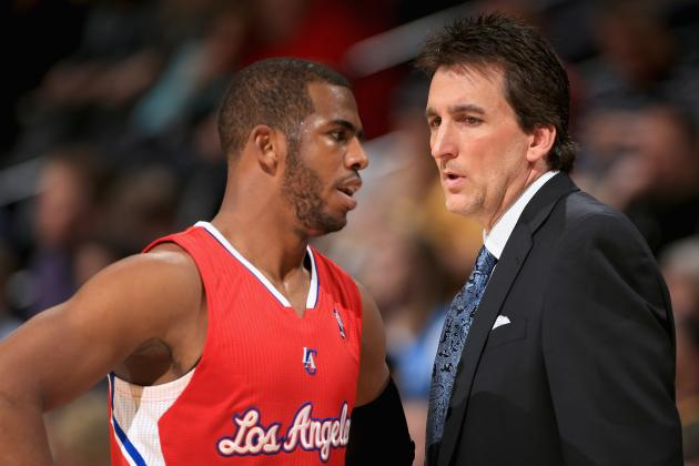 Should the Clippers Renew Head Coach Vinny Del Negro's Contract?