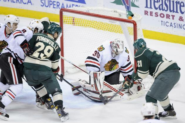 Minnesota Wild: How Concerned Should the Team Be About the Recent Losses?