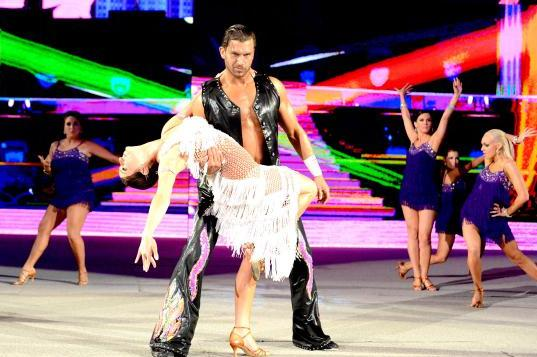 WWE WrestleMania 29: Fandango in a Groove After Big Win over Chris Jericho