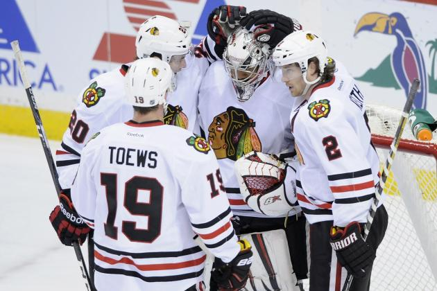 Numbers Don't Reflect Blackhawks' Power Play