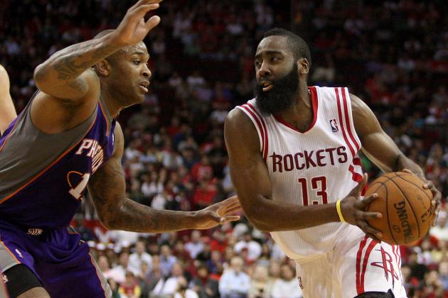 Harden's Last-Second Prayer Leads Rockets to Victory