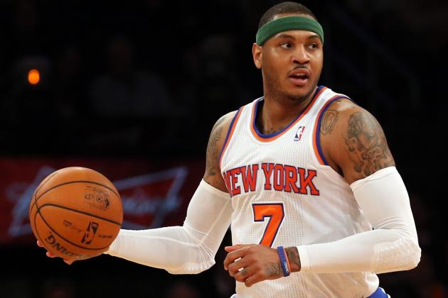 Knicks Roll to 1st Division Title Since 1994 with 13th Straight Win