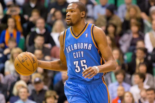 Kevin Durant Reaches a Potentially Telling Milestone