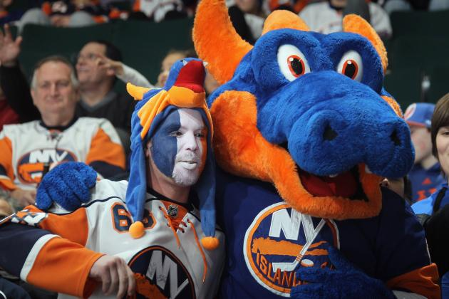Isles Fans Excited by Playoff Push