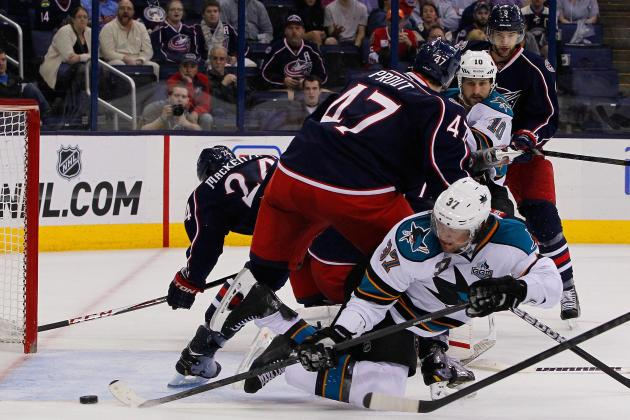 Bobrovsky's 4th Career Shutout Lifts Jackets